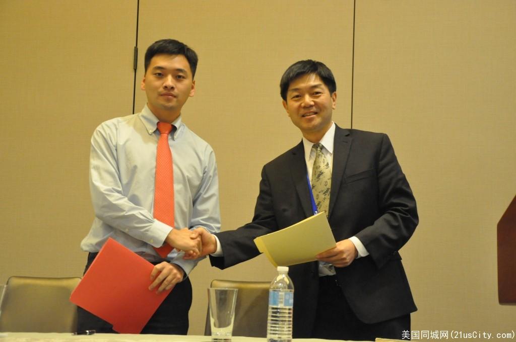 联合诺华(天津)有限公司和美柏医健签约.JPG