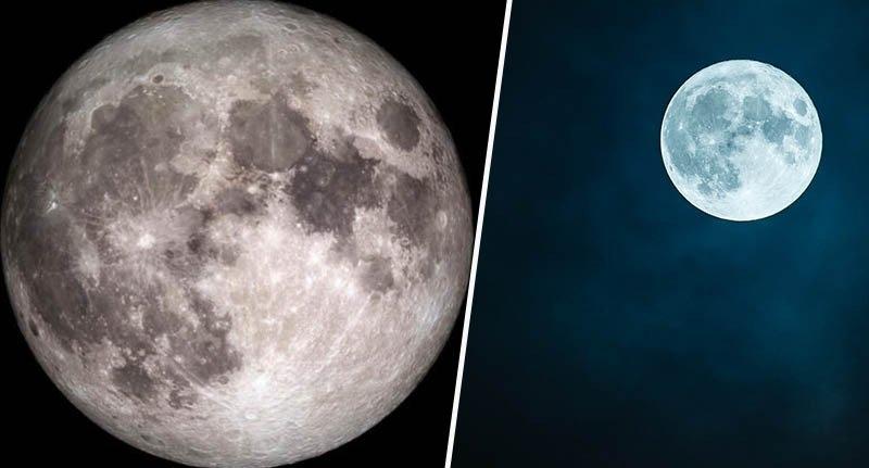 """元宵节碰上""""雪月"""" 2019最大的""""超级月亮"""" 就在明天!"""